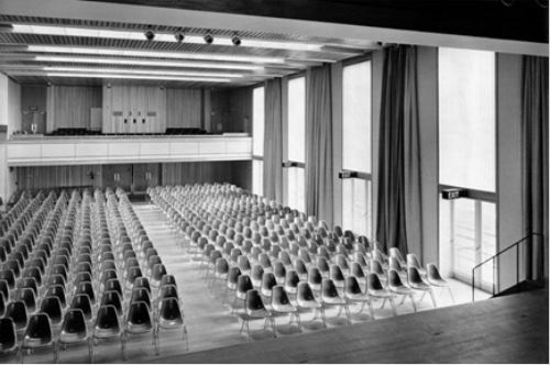 Great Hall, Derby Tech 1966