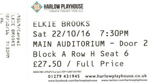 Elkie Brooks - 22 Oct 2016