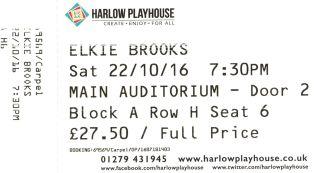 Elkie Brooks - 22 Oct 2016