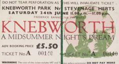Stub - Genesis [24 June 1978] Knebworth