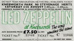 Led Zepplin [11 Aug 1979] Knebworth