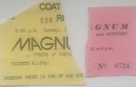 Magnum [16 Mar 1980] Redcar Coatam Bowl