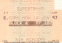 Supertramp [16 Jun 1997] Birmingham NIA