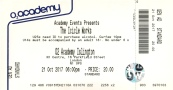 The Icicle Works [21 Oct 2017] - O2 Academy Islington