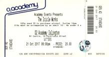 The Icicle Works [21 Oct 2017] - O2 Academy Islington