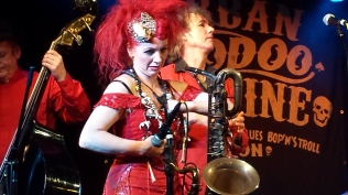 The Urban Voodoo Machine 8 June 2013 (10th Anniversary)