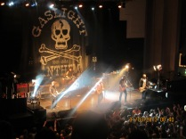 Gaslight Anthem - Troxy theatre London (30 Mar 2013)