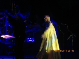 Rick Wakeman - 30 Apr 2014 - Rohal Albert Hall