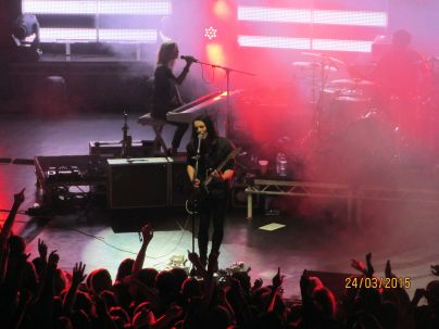 Placebo - 24 March 2015