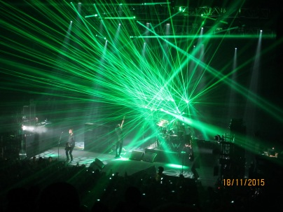 Marilyn Manson 19 Nov 2015 - Hammersmith Apollo