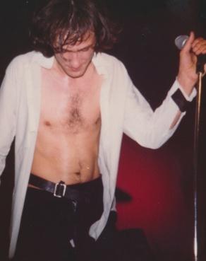 John Otway - Rag week 1981 Teesside Poly