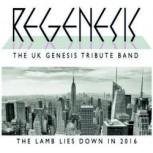 Regenesis Lamb tour 2016
