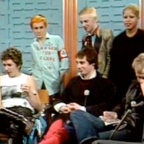 Ah the boys - 1 Dec 1976 on TV