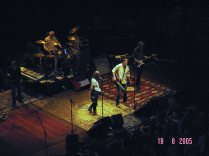 Patti Smith and Steve Earle - 19 Jun 2005