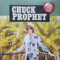 Chuck Prophet - Bobby Fuller Died for your Sins - Signed copy [17 Nov 2017]