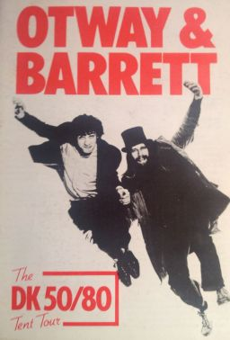 Otway & Barrett - DK 50/80 tour