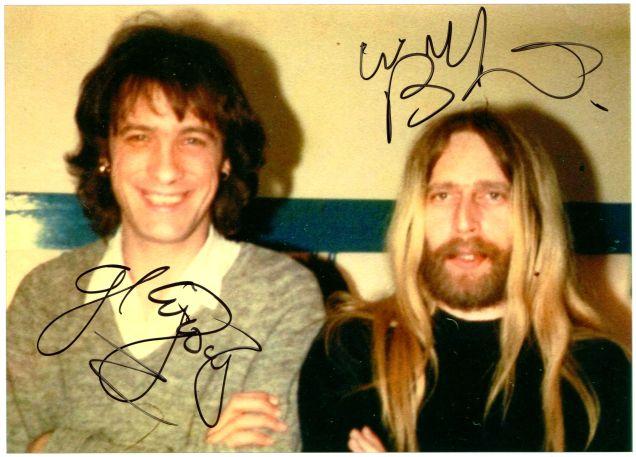 Otway & Barrett Late 70's heyday pic