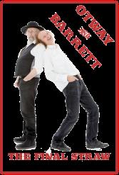 Poster - Otway & Barrett - Final Straw tour 2016