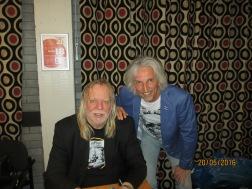 Rick Wakeman and Moi - Harlow 21 May 2016