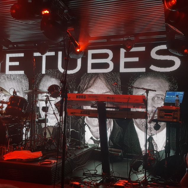 The Tubes - 7 Oct 2016 - London