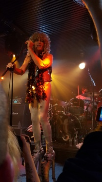 The Tubes - Quay Lude London 7 Oct 2016