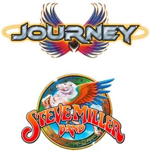 Journey / Steve Miller Band