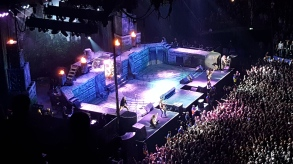 Iron Maiden - London O2 - 28 May 2017