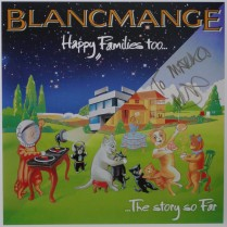 Happy Families too (updated cover) and signed