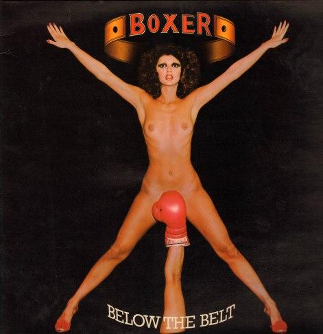 Boxer - Below the Belt