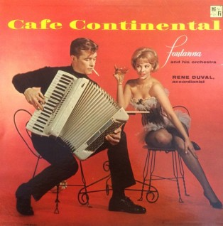 Fontanna and his Orchestra - Café Continental