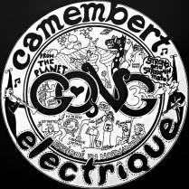 Gong - Camembert Electrique