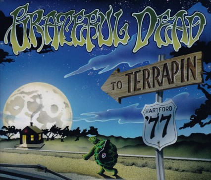 Grateful Dead - To Terrapin Hartford '77