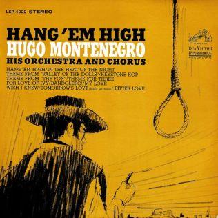 Hugo Montenegro - Hang 'Em High