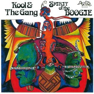 Kool & the Gang - Spirit of the Boogie