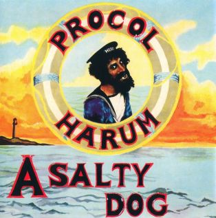 Procal Harum - A Salty Dog