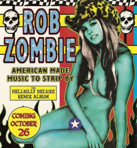 Rob Zombie - Hellbilly Deluxe Remix Album