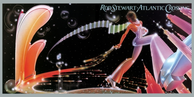 Rod Stewart - Atlantic Crossing [full]