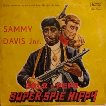Sammy Davis Jr - Salt and Pepper soundtrack