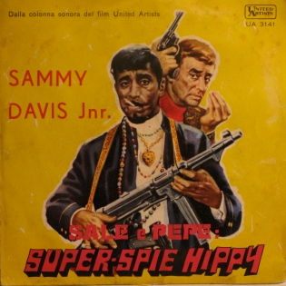 Sammy Davis Jr - Salt and Pepper soundtrack