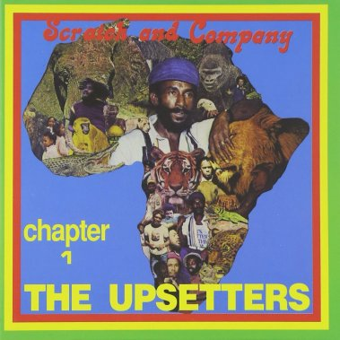 Scratch and Company - Chapter 1 The Upsetters