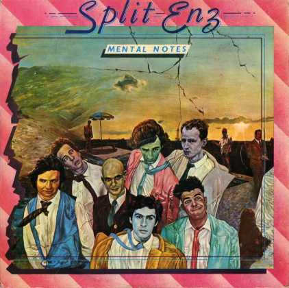 Split Enz - Mental Notes