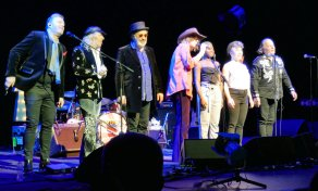 The Waterboys - London Palladium 27 April 2018