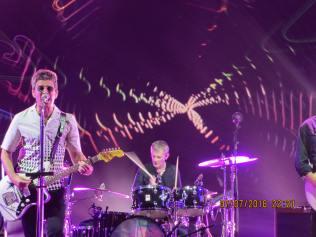 Noel Gallagher High Flying Birds, Greenwich [7 July 2018]