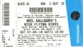 Noel Gallagher's High Flying Birds [7 July 2018], Greenwich London