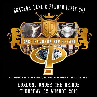 Carl Palmer ELP legacy [2 Aug 2018]