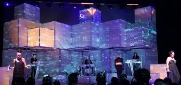 The Human League – Red Tour 2018 – Southend Cliffs Pavilion [21 Nov 2018]