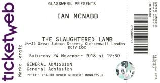 Ian McNabb [24/11/2018]