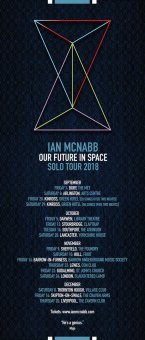 Ian McNabb - Our Future in Space - Solo UK Tour 2018