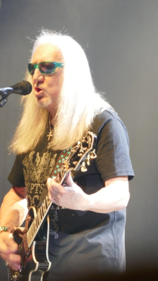 Uriah Heep - Shepherds Bush Empire 14 Dec 2018