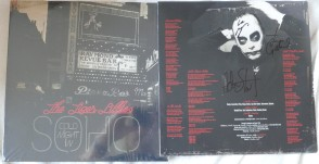 The Tiger Lillies - Cold Night in Soho - signed LP